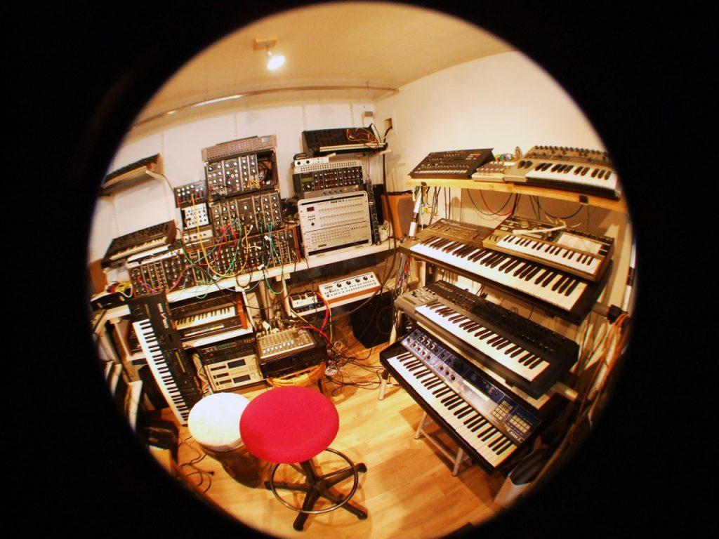 Studio A septembre 2014